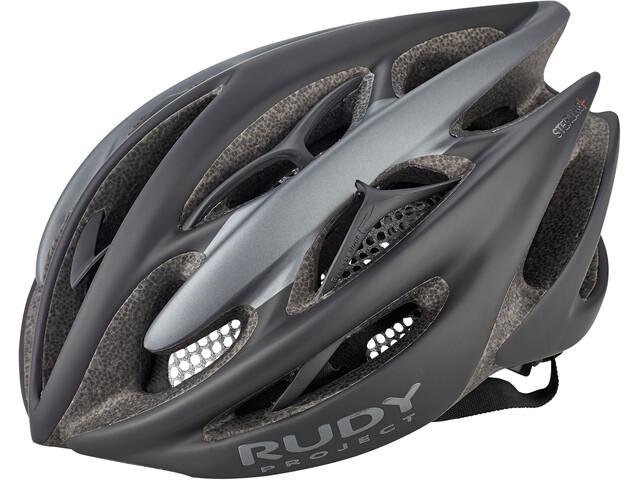 Rudy Project Sterling + Helmet black-titanium matte